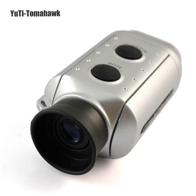 Laser Distance Meter Telescope Digital Pocket 7x Golf Range Finder hunting range finders camp Golf scope Yards Measure monocular