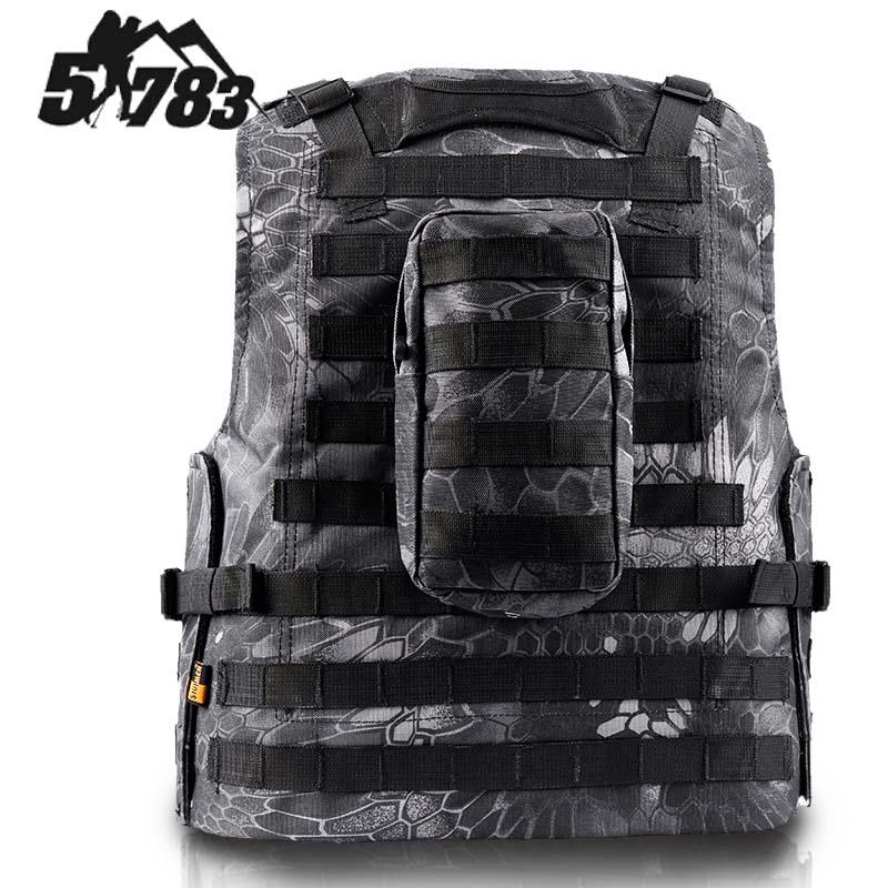 51783 ապրանքանիշ FSBE Vest Hunting Army CS Paintball Go - Սպորտային հագուստ և աքսեսուարներ - Լուսանկար 5