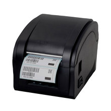 High quality Qr code sticker printer barcode printer Thermal adhesive label printer