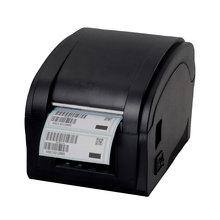 Wysokiej jakości naklejki drukarka drukarki kodów kreskowych Qr kod odzież Termiczna drukarka etykiet samoprzylepnych etykiet drukarki