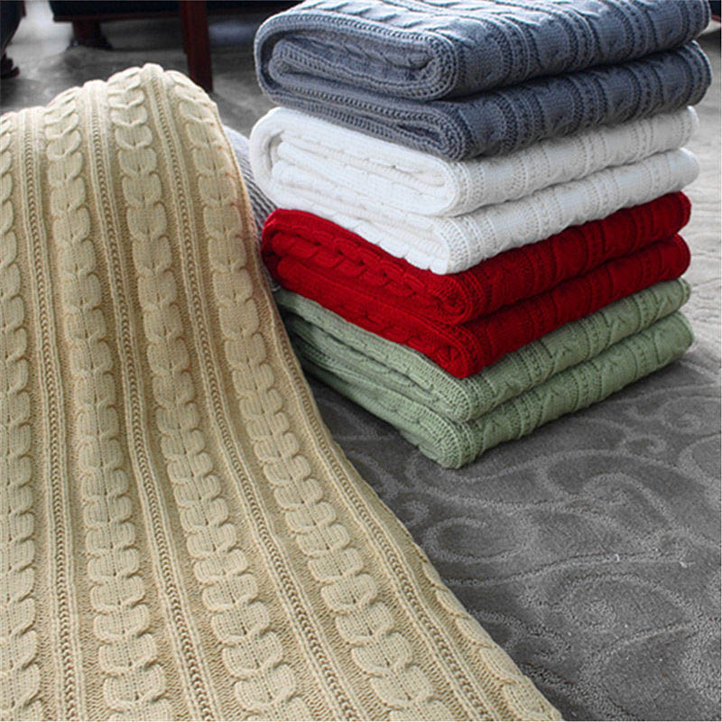acrylic fibres blankets virgin