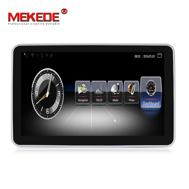 MEKEDE HD Android 7.1 pour Mercedes Benz gl-class X166 2012-2015 autoradio multimédia moniteur GPS Navigation Bluetooth unité de tête - 4