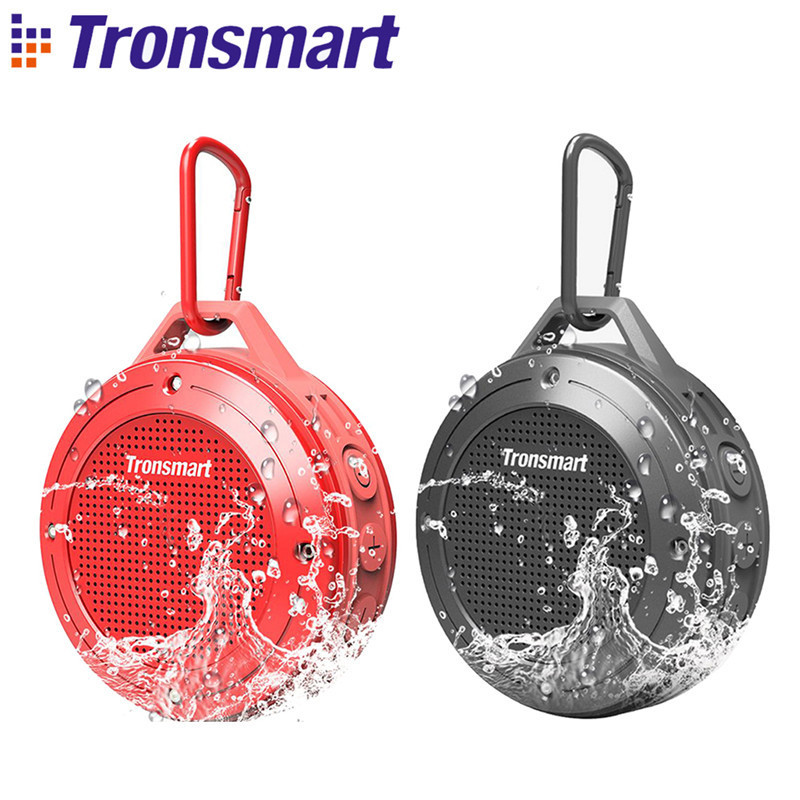 Tronsmart Element T4 Outdoor IP67 Waterproof 50M Bluetooth Speaker Portable Mini Speakers Altavoz 3D Stereo Music Player