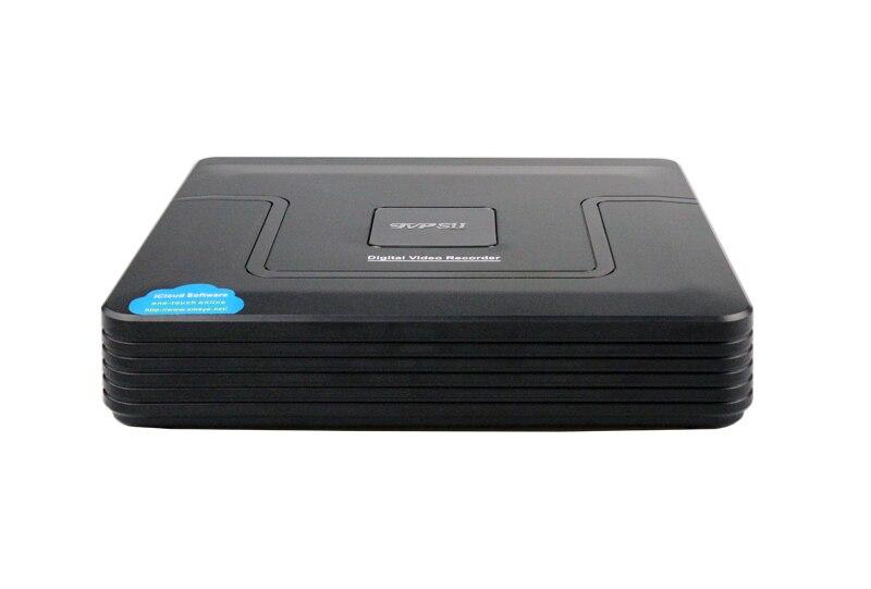 5mp/4mp/3mp/2mp/1mp cámara IP plástico negro 12V3A Hi3536D XMeye H.265 5mp 16CH 16 canales Onvif Mini CCTV NVR envío gratis