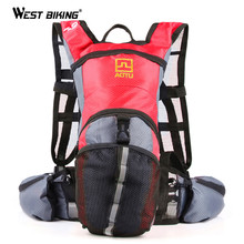 Chinese Singles Day WEST BIKING Sports Back System Professional Cycling bag13L Waterproof Breathable Climbing Camping Bags Cycling Bicycle Bike Bag