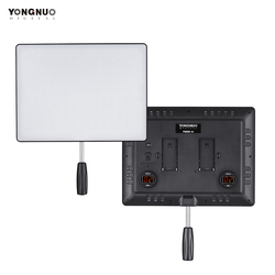 YONGNUO YN600 Air LED Video Light 3200K-5500K Bi-Color Temperature Studio Photography Lighting Adjustable Brightness CRI>95