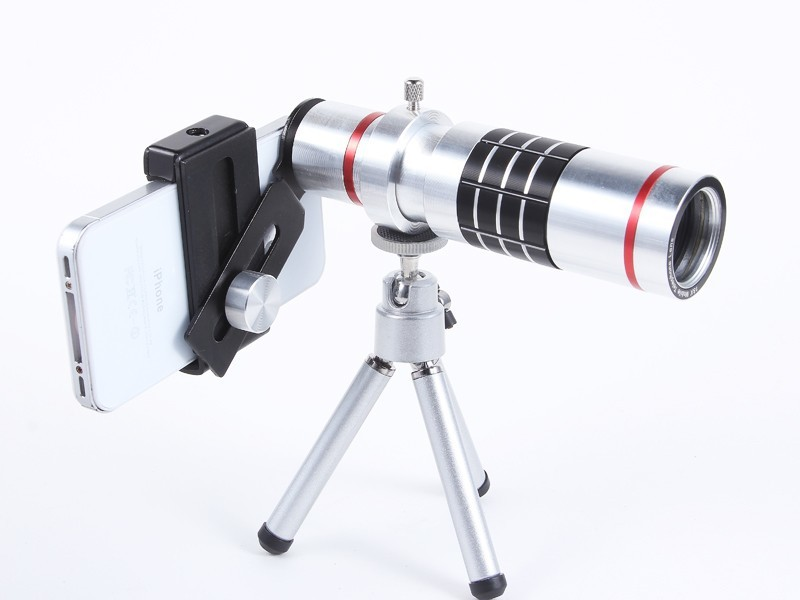 High zoom phone clip optical lens mobile phone lens telescope