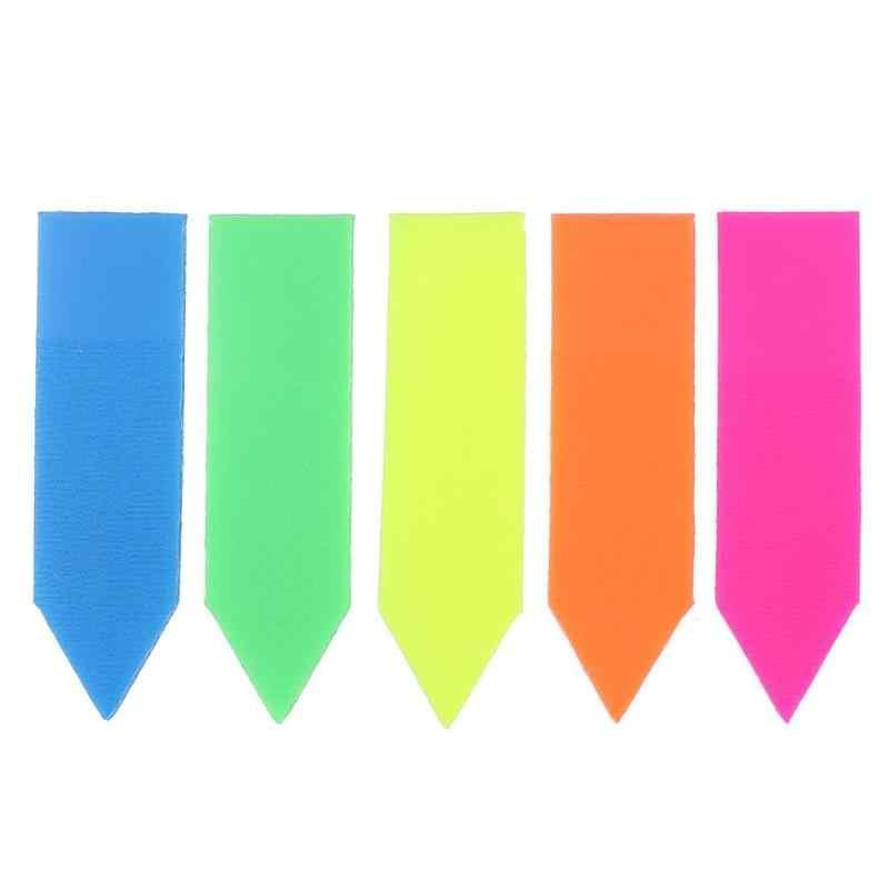 100 pièces papier mémo Pad étiquette étiquette Index N fois Notes autocollantes signet autocollants offre spéciale signe planificateur Message papeterie fournitures