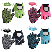 Women's Slip-Resistant Body Building Gloves