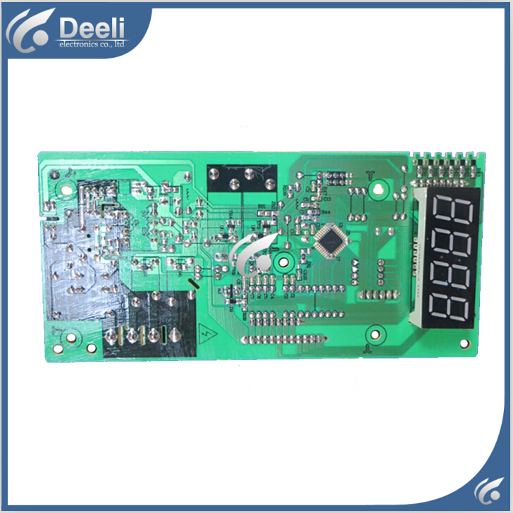Free shipping 95% New original for Midea Microwave Oven computer board EG823ECQ-PS EG823ECQ-SS mainboard on sale free shipping new and original for cano bgm e13l battery holder