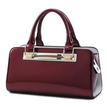 Women Shoulder Bag Female PU Leather Handbag Wild High-end Fashion Zipper Handbags European And American Stylec HB0082