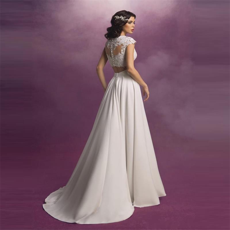 Vistoso Vestidos De Novia De Encaje 2014 Bandera - Vestido de Novia ...