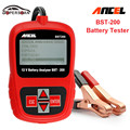 100% Original ANCEL BST200 Car Motor Boat 12V Battery Tester with Portable Design BST200 Auto Battery Analyzer