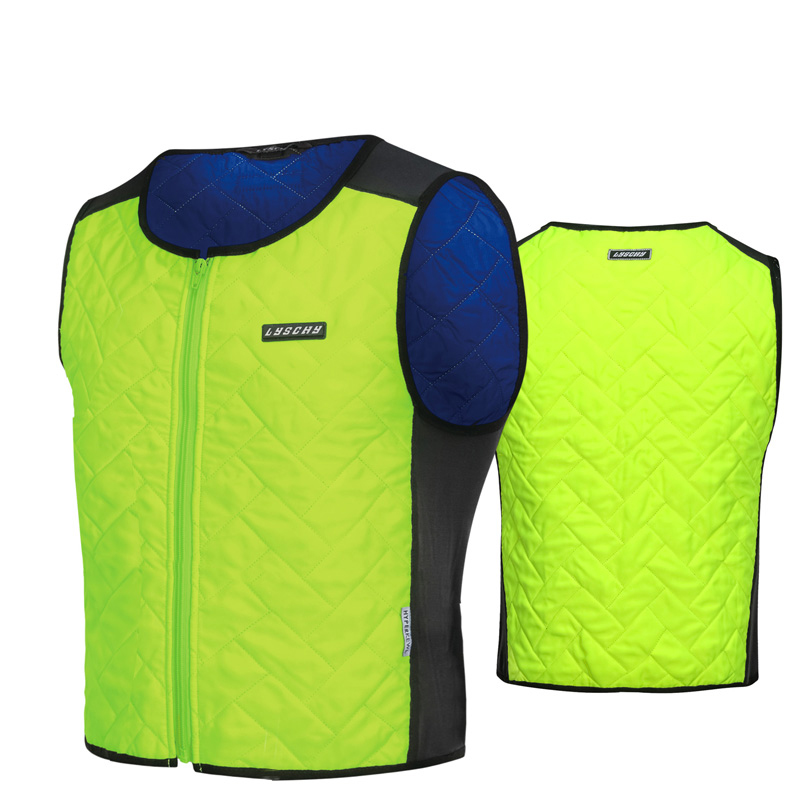 Motorcycle Water Cooling Vest Summer Racing Water Storage Cooling Vest Moto Motocross LYSCHY HypeiKEWL Fluorescent