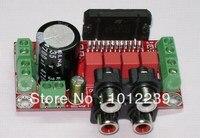 TDA 7850 four channel amplifier board