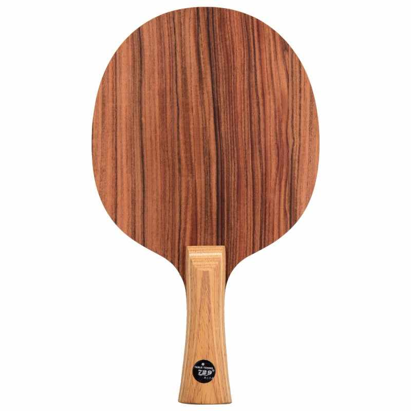 New Friendship 729  Rose Wood 5 Table Tennis Blade Offensive Ping Pong Racket Bat