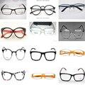 Мужчин женщин очки кадр оптические на заказ оптических линз близорукости или очки для чтения 1 + 1.5 + 2 + 2.5 до + 8 - 1 - 1.5 - 2 - 2.5 - 3to - 8