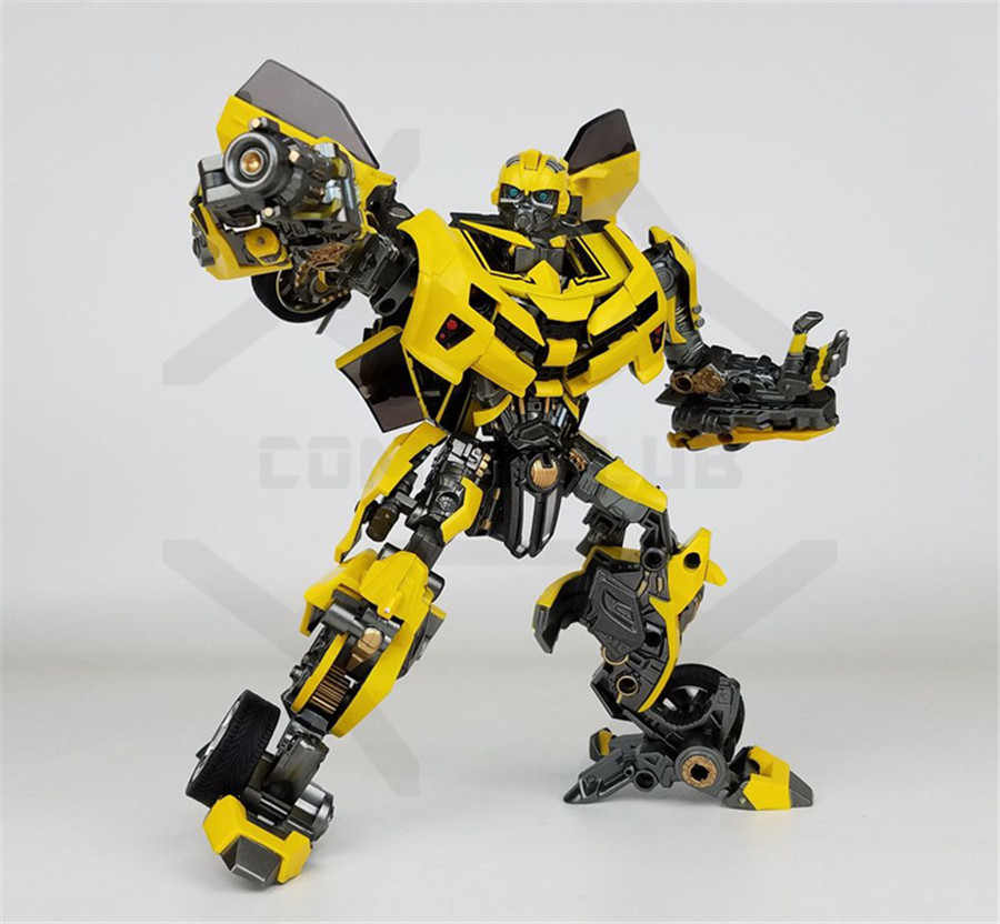 Image 5 - COMIC CLUB Weijiang Transformation War Hornet Mpm03 MP21 Battle Blades Movie Film 5 Edition Alloy Action Figure Collection ToysAction & Toy Figures   -