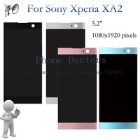5.2 For Sony Xperia XA 2 Full LCD DIsplay With Touch Screen Digitizer Assembly For Xperia XA2 H3113 H3123 H3133 H4113 H4133 LCD