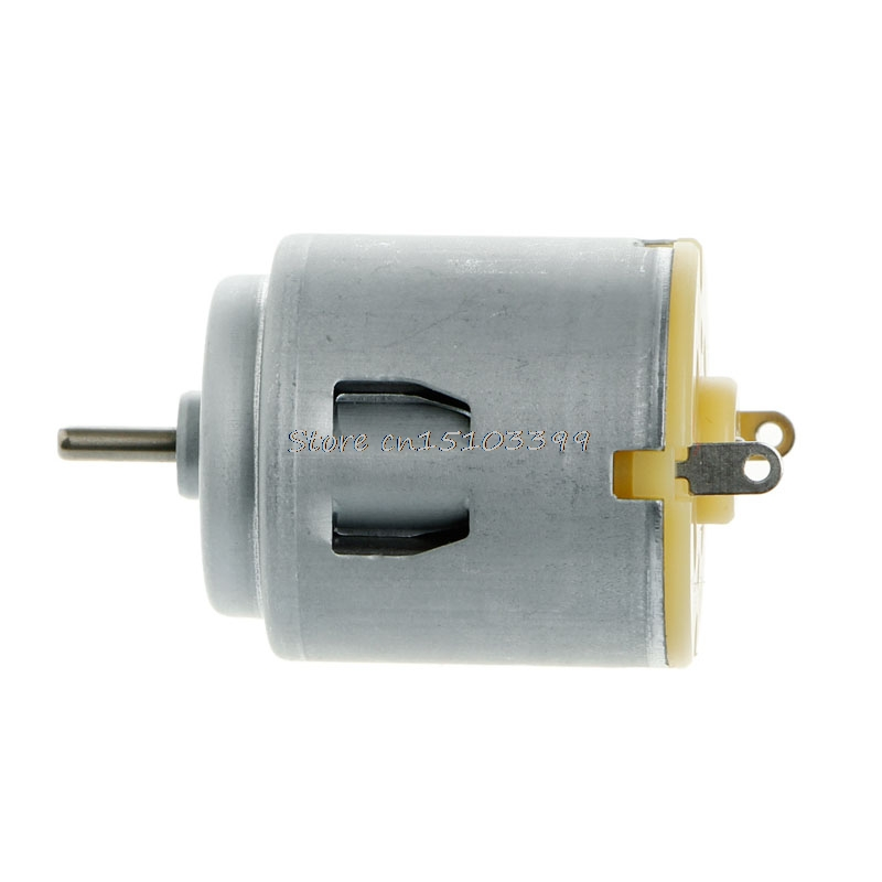 Buy 3 6v Micro R260 Dc Motor Remote