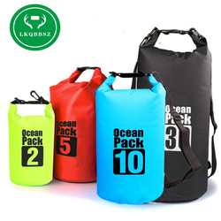 Waterproof Storage bags Outdoor Waterproof Bags Ultralight Camping Hiking Dry Organizers Drifting Kayaking Swimming Bags