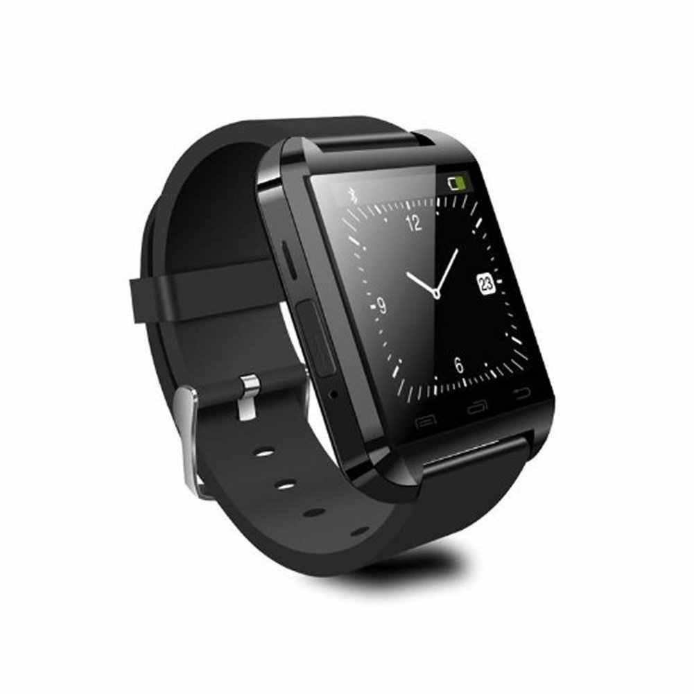 Nuevo reloj inteligente Bluetooth U8 que es compatible con todos los teléfonos inteligentes Bluetooth V2.0 o superior, tabletas y piezas