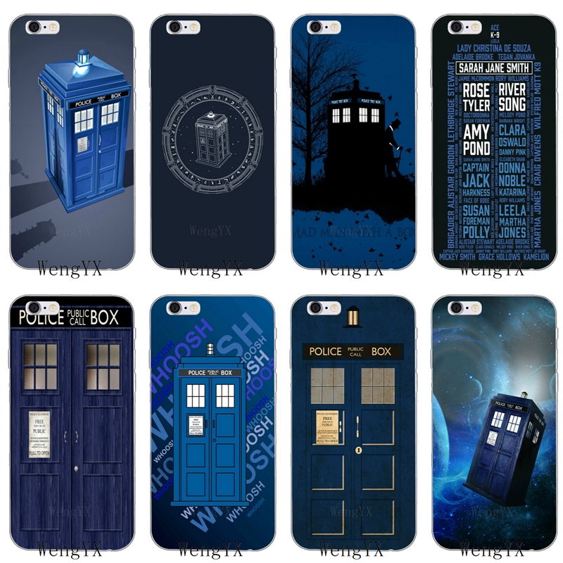 Phone Bags & Cases Original Blue Police Box Doctor Who Soft Case For Huawei Honor 6a 7a 7c 8 8c 8x 9 10 Mate 20 P20 Pro Lite P9 Y6 Y7 Y9 Prime 2018 2019