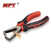 MPT CR-V German style Wire pliers 6 inch  Electrical Wire Cable Cutters Cutting Side Snips Hand Tools Electrician tool Free Ship
