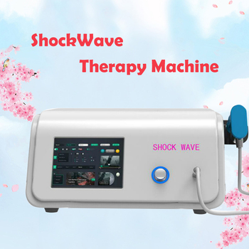 2019 Compressor 8 Bar Radial Type ESWT Device Extracorporea Shock Wave Therapy Machine for ED Treatment