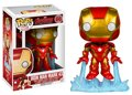 FUNKO POP Marvel the  Avengers Iron Man Mark 43 #66 PVC Action Figure Collectible Model Toy 10cm KT1008