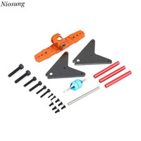 Niosung New Carbon Fiber Magnetic Blade Propeller Balancer For RC Multicopter Quadcopter FPV