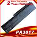 Laptop Battery For TOSHIBA Satellite L645 L655 L700 L730 L735 L740 L745 L750 L755 PA3817 PA3817U PA3817U-1BRS 3817