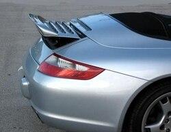Fit Voor 2006-2011 Carrera 997 911 Achtervleugel Trunk Spoiler