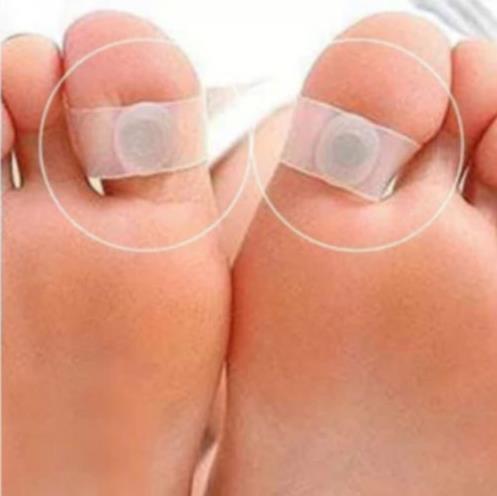 1 пар мягкие силиконовые магнитные палец кольца держите тонкий размещений потеря веса здоровье диета нью