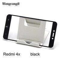 Wangcangli Wholesale 50pcs Hard Edge For Xiaomi Redmi 4 4x 4pro Protective Glass Screen Protector Glass