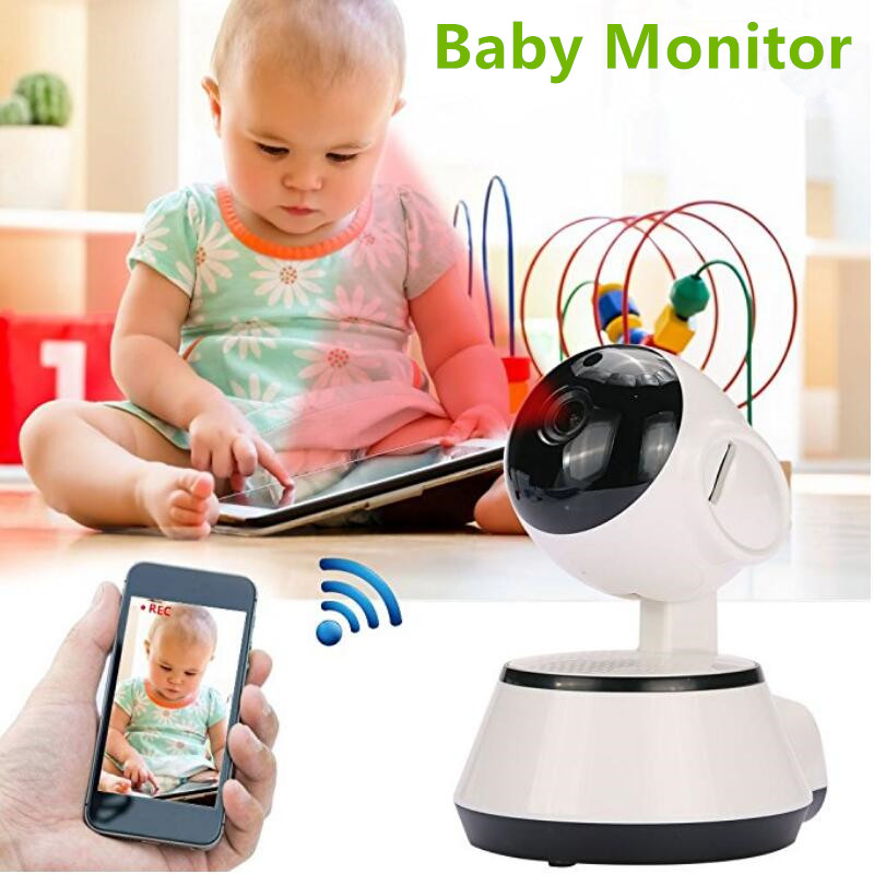 720P HD Ip Camera Wireless Wifi Wi-fi Video Surveillance Night Security Camera Network Indoor Baby Monitor