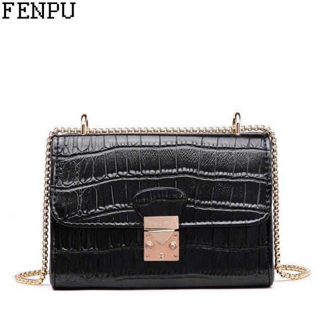 Fenpu Designer Brand Logo Bag Metropolis Mini Women Handbags Famous Italy Las Clutch High Quality