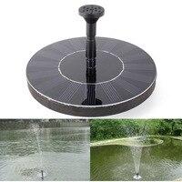 200L/H 1.4 Wát Nổi Năng Lượng Mặt Trời Fountain Điện Bảng Điều Chỉnh Kit Vườn Bơm Nước đối với Birdbath Hồ Bơi Tưới Nước Rộng Thủy Lợi bơm