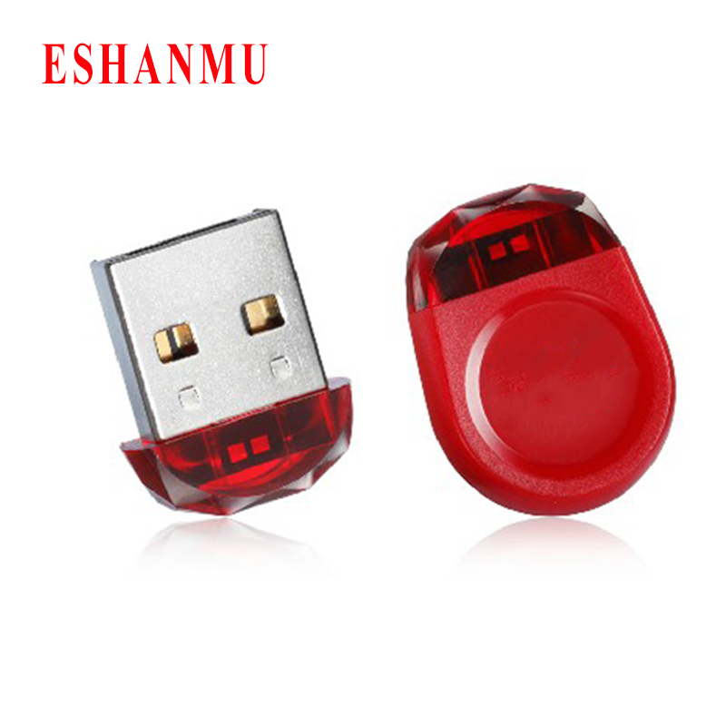 Super Mini Usb Flash Drive Hot Selling Car Pen 2GB 4GB 8GB 16GB Pendrive Thumbdrives Card Gift In USB Drives From Computer Office On
