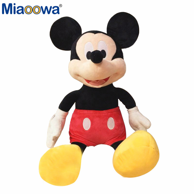Mickey&Minnie Mouse High Quality Plush Stuffed Toy  3