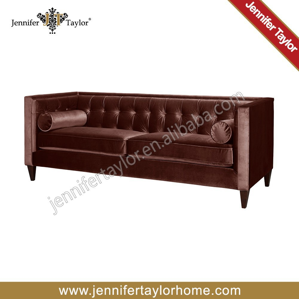 US $1116.0 |American Classic modern Living Room Sofa Chocolate seat sofa  8403 3 641-in Living Room Sofas from Furniture on Aliexpress.com | Alibaba  ...