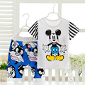 2016 Casual Boys Clothing  Kids Clothes Cotton Boys Clothing Suit Set long sleeve+pants Cartoon Baby Boy Clothes