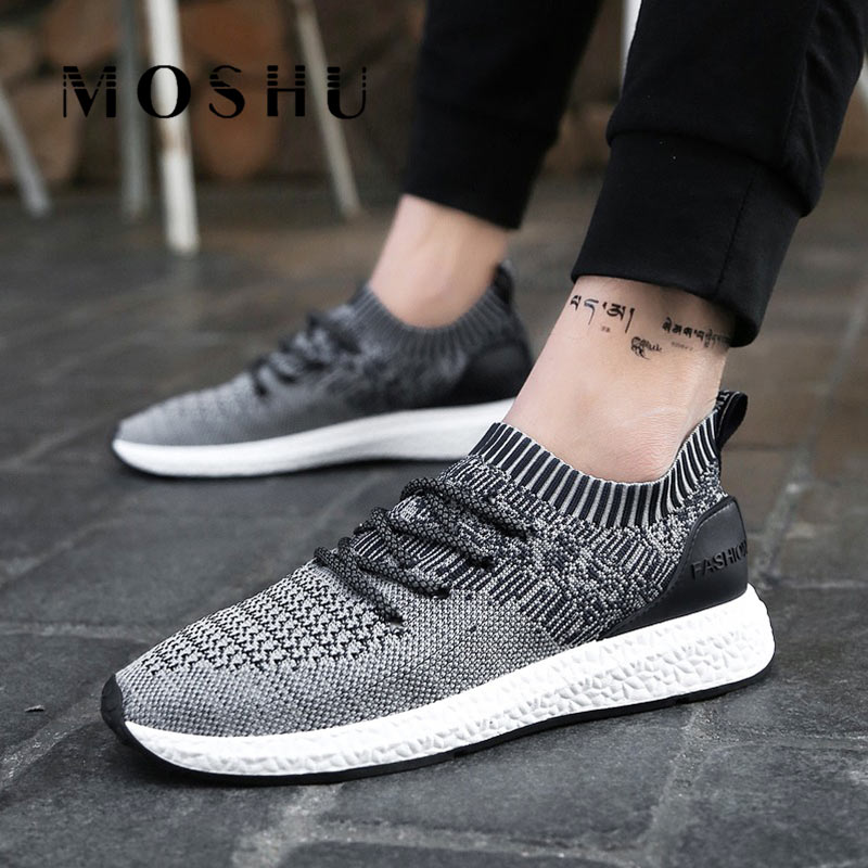 Men Fashion Sneakers Summer Light Breathable Casual Shoes Flats Slip On Solid Comfortable Chaussure Homme fashion men canvas sneakers slip on summer denim casual shoes jeans breathable flats men loafers shoes male chaussure homme