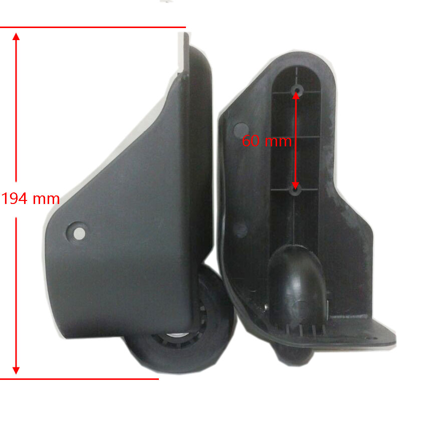 Replacement Carrying on Trolley luggage bag wheels