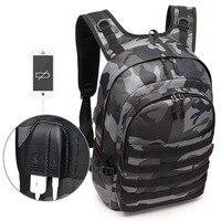 Игровой рюкзак PUBG мужские школьные сумки Mochila Pubg Battlefield argester Pack камуфляж путешествия холст зарядка через usb рюкзак косплей