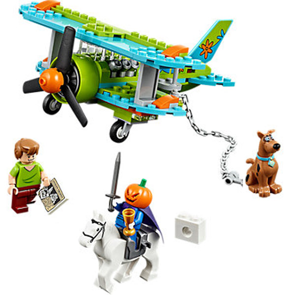 Bevle Bela 10429 Scooby Doo Mystery Plane Adventures Shaggy Elwood Building Block Toys Compatible with LEPIN Scooby Doo 75901 bela 10429 scooby doo mummy museum mysterious plane minifigures building block minifigure toys best legoelieds toys