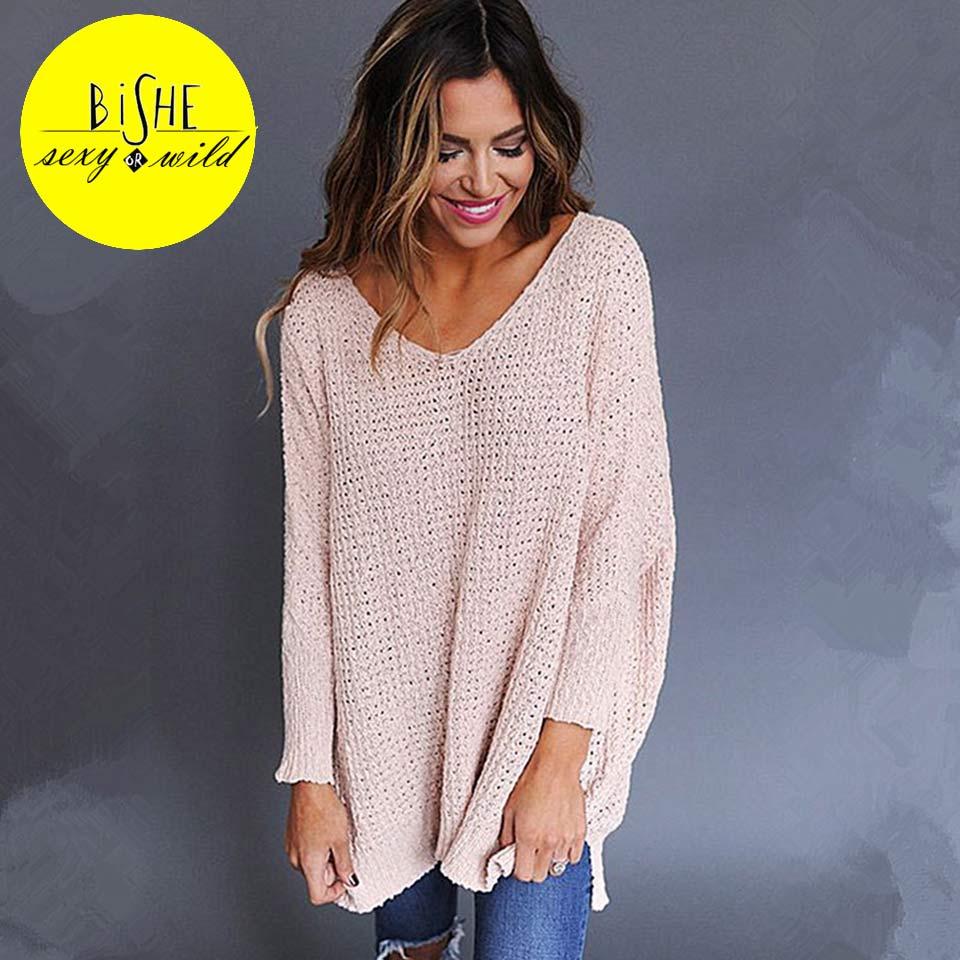 Online Get Cheap V Neck Cotton Sweaters Women -Aliexpress.com ...