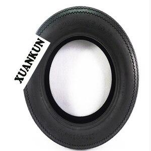 Image 1 - A motocicleta de xuankun parte pneus sawtooth pneus 170/80 15