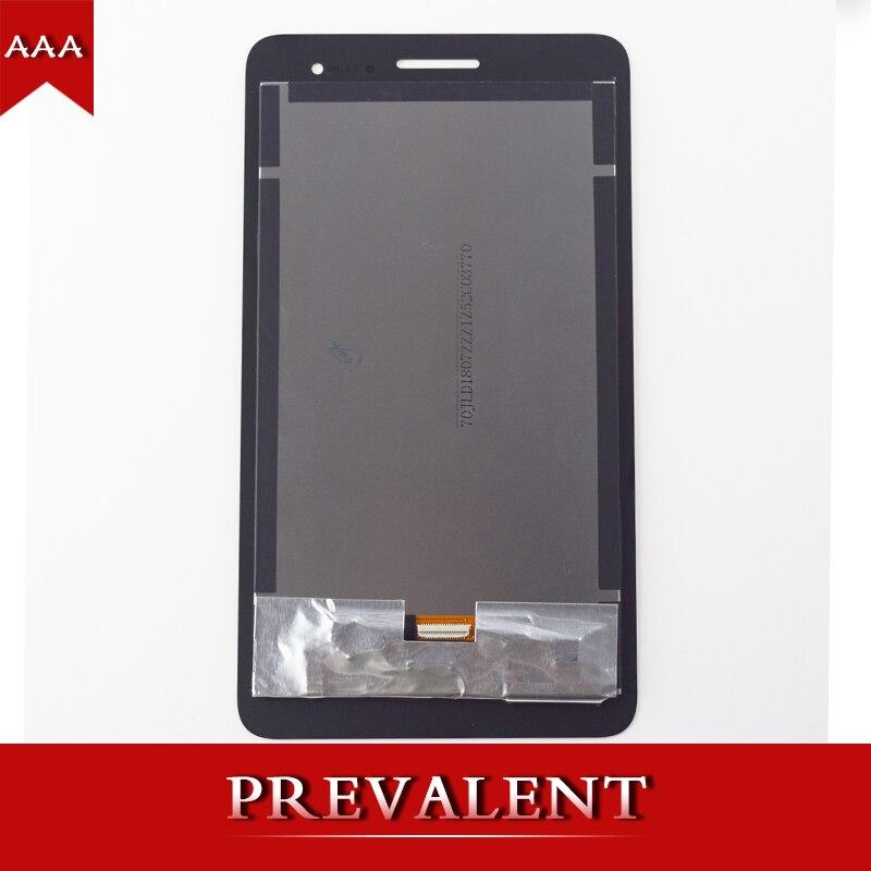 Pour Huawei Honor Lecture Mediapad T1 T1-701 T1-701U T1-701W LCD Panneau D'affichage Module + Écran Tactile Digitizer Assemblée Capteur