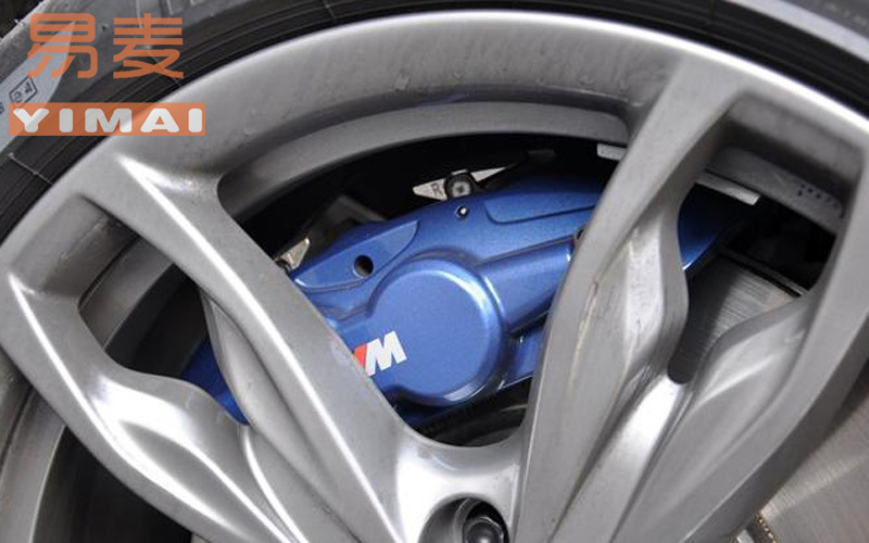 Bmw M Brake Caliper Stickers Kamos Sticker - Bmw brake caliper decals